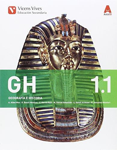 GH 1 (1.1-1.2)+ EXTREMADURA SEPARATA GEO+ HIST: 000004 - 9788468238432