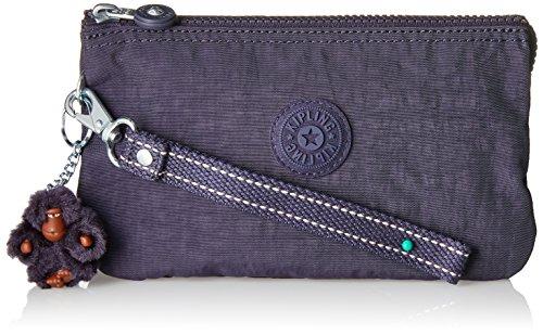 Kipling Damen Creativity Xl Münzbörse, Violett (Blue Purple C), 21.5x13.5x0.1 cm