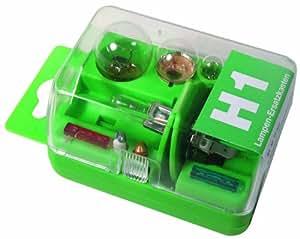 Unitec 73083 Lampenersatzkasten H1 grün