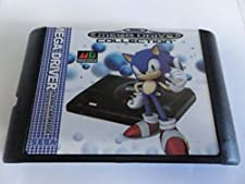 Sega Mega Drive Genesis MD Everdrive Flash Cart With SD Card