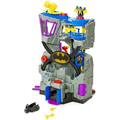 Fisher Price Boys - Imaginext Bat Cueva de Fisher Price