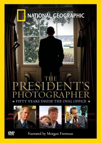 The President's Photographer: 50 Years Inside the Oval Office by Morgan Freeman