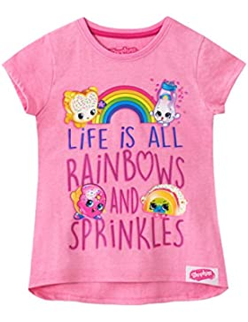 Shopkins - Camiseta para niñas - Shopkins