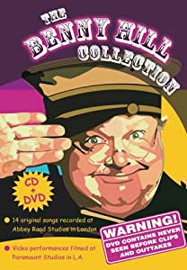 Benny Hill Collection (DVD + CD)