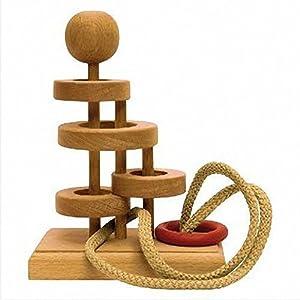 D-Toys - Puzzle de Madera (DTIQ64325)