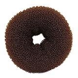 Dorical 1PCS Donut Haar Dutt Werkzeuge-Styling-Zubehör Weiche Band Disk Haar Werkzeug,4 Größen
