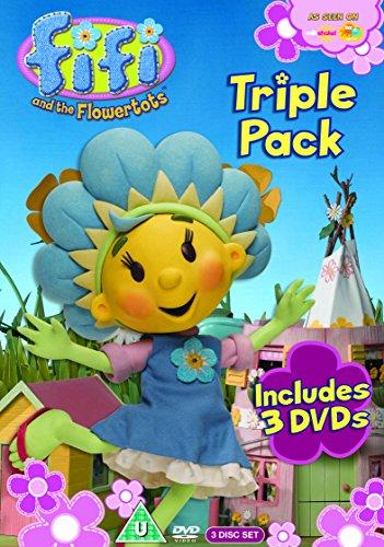Fifi & the Flowertots - Triple Pack Box Set [Reino Unido] [DVD]