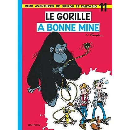 Spirou et Fantasio, tome 11 : Le Gorille a bonne mine