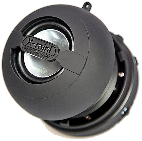 X-Mini KAI Capsule Speaker (Black)