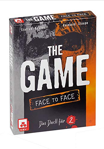 NSV - 4049 - THE GAME FACE TO FACE - Kartenspiel