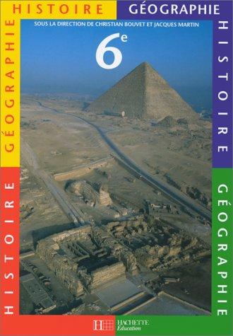Histoire-géographie 6e