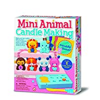Jardines Online Warehouse Fun little project - No 1 Selling For Girls & Boys Age 4+ Mini Animal Candle Making Kit