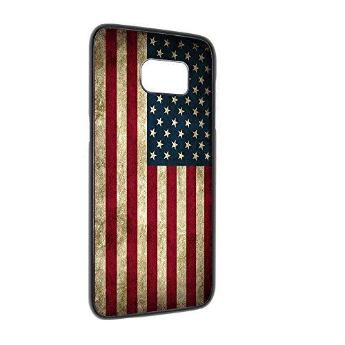 American Flagge Samsung Telefon Vintage American Flag Case für Samsung Fall, PC-466 Flag Telefon