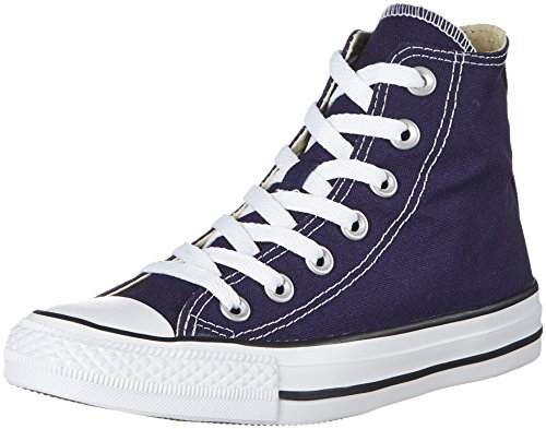 Converse Unisex-Erwachsene Chuck Taylor All Star Hohe Sneaker, Blau (Midnight Indigo), 42 EU