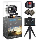 EKEN H9s 4K Actionkamera wasserdichte Full HD Wifi Sportkamera mit 4K / 2.7K / 1080P60 / 720P120fps...