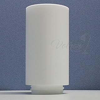 Ersatzglas für Außenleuchten passend für Albert Leuchten Opal matt Ø105mm Höhe 210mm mit Gewinde 84,5mm
