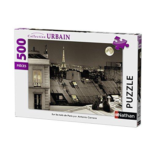 nathan-87106-puzzle-sur-les-toits-de-paris-500-pieces