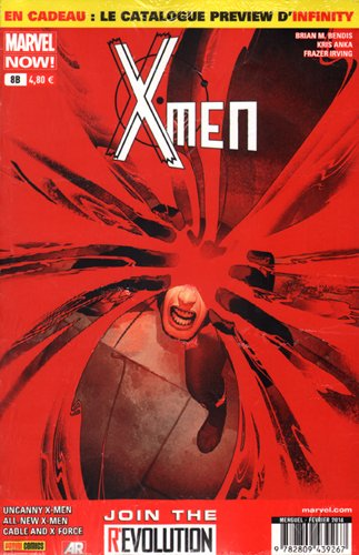 X-Men, Tome 8 : Blockbuster