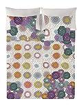 Hook Up Juego de Fundas Nórdicas Mito Multicolor Cama 90 (150 x 220 cm)