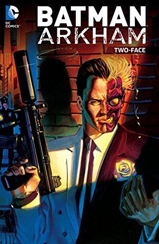 Batman: Arkham: Two-Face (Batman (1940-2011)) (English Edition)