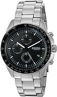 Wristwatch FOSSIL WATCH Mod. SPORT 54 Gent Chrono Date SS Case&Bracelet 44mm WR 10ATM CH