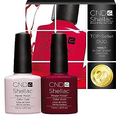 CND Shellac UV/LED Power