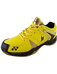 Yonex Badminton Shoes SRCR40LD Yellow UK8