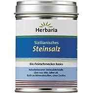 Herbaria Sizilianisches Steinsalz, 1er Pack (1 x 200 g Dose)