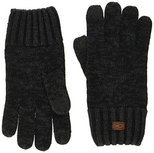 FäHig Mode Elegante Weibliche Wolle Strick Touchscreen Handschuhe Winter Frauen Warme Voll Finger Leder Handschuhe Stabile Konstruktion Bekleidung Zubehör