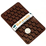 #5: Silicon Chocolate Mould - Tiny, Little, Small Hearts