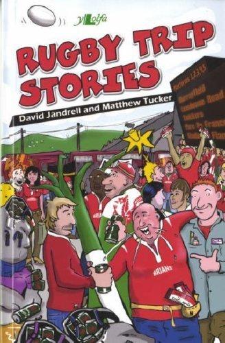 Rugby Trip Stories by David Jandrell (2006-02-02) par David Jandrell; Matthew Tucker;