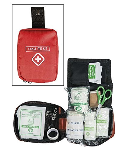 Cold-pack Set (BKL1® First Aid Pack Pro Rot Erste Hilfe Set Outdoor Wandern Camping EDC 1176)