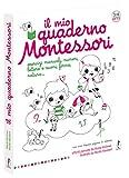 Scarica Libro Il mio quaderno Montessori (PDF,EPUB,MOBI) Online Italiano Gratis