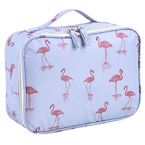 Lalang Flamingo Toiletry Bag, La...