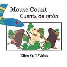 Mouse Count/Cuenta de rat?3n: [Lap-Sized Board Book] by Ellen Stoll Walsh (2009-04-06)