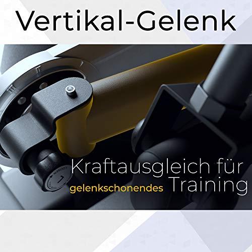 Crosstrainer MAXXUS CX 78 – Heimtrainer In Studioqualität Bild 4*