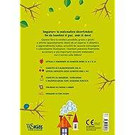 La-foresta-incantata-Pazzi-per-la-matematica-Con-adesivi-Ediz-a-colori