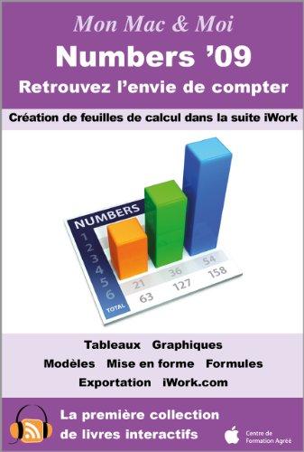 Numbers '09 : Retrouvez l'envie de compter (Mon Mac & Moi) par Guillaume Gete