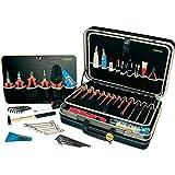 Bernstein Elektriker Werkzeugkoffer bestückt 64teilig SERVICE KOFFER SECURITY 6750 (L x B x H) 470
