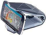 PEARL Navihalter: Universelle Kfz-Smartphone-Halterung mit Klammer, bis 15,2 cm (6