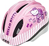 KED Meggy 2 Trend Fahrradhelm Farbe Hello Kitty, Größe S/M