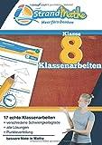 Mathematik Klassenarbeits-Trainer Klasse 8 – StrandMathe: Mathearbeit simulieren, Ergebnisse prüfen, selbst benoten, Lernlücken aufdecken!