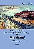 Zeichnungen zu Fontanes »Wanderungen durch die Mark Brandenburg« – Band III: Havelland