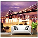 3D Tapete Wandbild Retro European Style Wallpaper Mural 3D Stereo Cubes London Street View For Living Room Sofa Backdrop Wall Decor Custom Any Size Seidenstoff 120X80cm,Ayzr