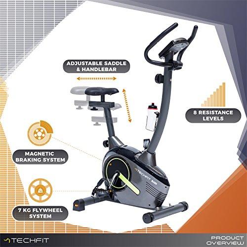 Zoom IMG-1 techfit b380 bicicletta di fitness