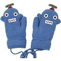 Unbekannt XIAOYAN Handschuhe Kinder Handschuhe Winter Cartoon Baby Infant Finger Handschuhe Niedlich Geeignet Für 7-12-jährige Baby, Bequem
