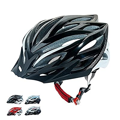 Fengding Cycle Helmets for Men and Ladies, Male and Female Road/Mountain Adjustable Cycle Helmet for Head Protection, FD3 from Fengding