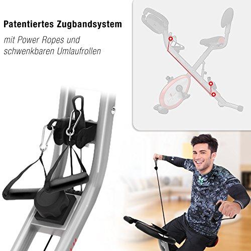 Sportstech X150 4in1 Heimtrainer mit Smartphone APP - 5