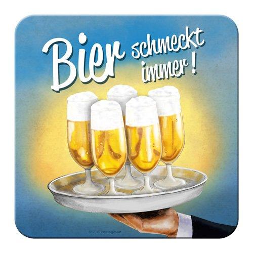 Nostalgic-Art 46132 Bier und Spi...