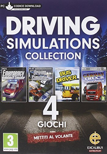 Driving Simulator Collection
